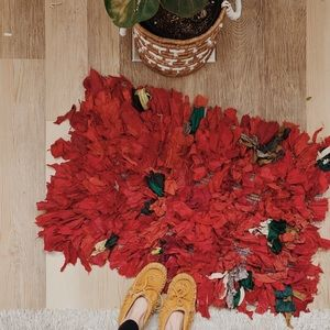 Red Rag Rugs - Two available!